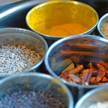 Ayurvedisch Kochen, Ayurvedische Kochkunst